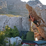 Table Mountain Bouldering activity permits