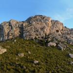 Creveta and Formentor sea cliffs
