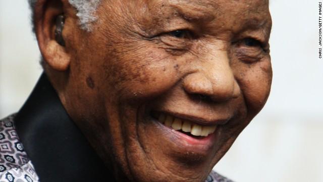 Mandela dies