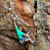 Evan Margetts on Strong Arm Of The Law (24) at Fernkloof Photographed By David Wade