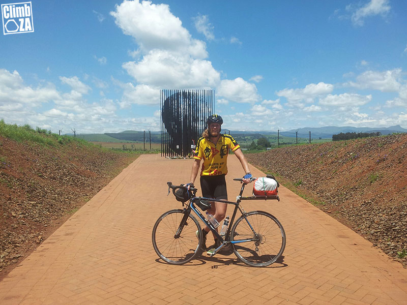 Cape Town to Durban bike ride