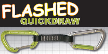 Flashed Quickdraw logo