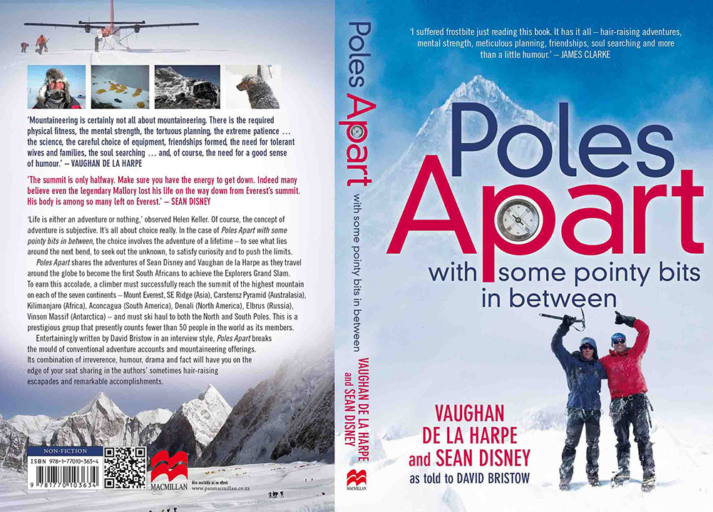 Poles Apart Book Cover