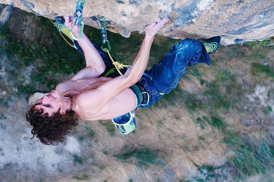 Adam Ondra on First Round, First Minute (38)