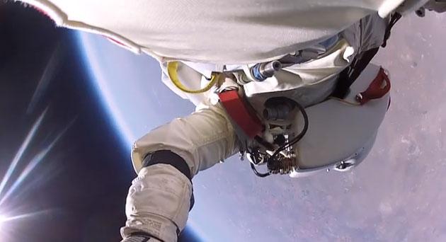 Red Bull Stratos jump felix