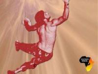 Rumble climbing logo