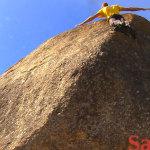 Matt Bush Free Solo Climbing