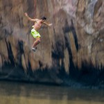 Deep Water Soloing South Africa Wilgepoort