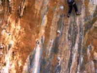 Andrea Biffi Climbing Seven Oudtshoorn