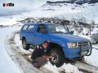 Sani Pass diff loc