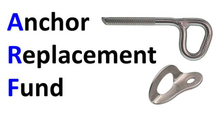 Anchor Replacement Fund Logo
