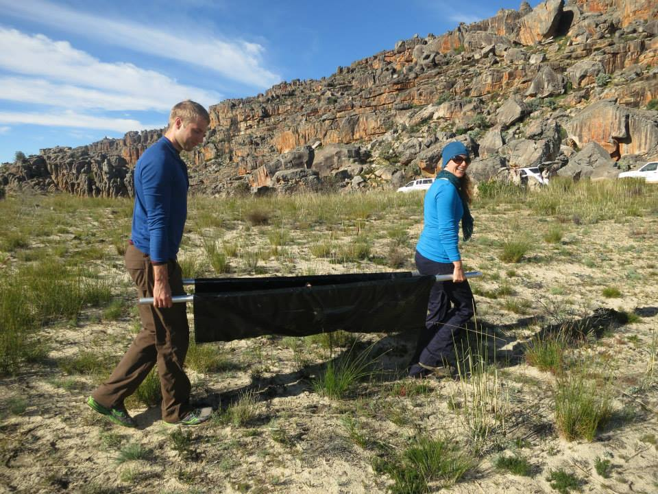 Rocklands Climbers Conservation 2014