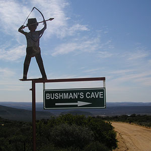 Bushman's Cave