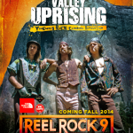 Reel Rock Tour 9 Poster