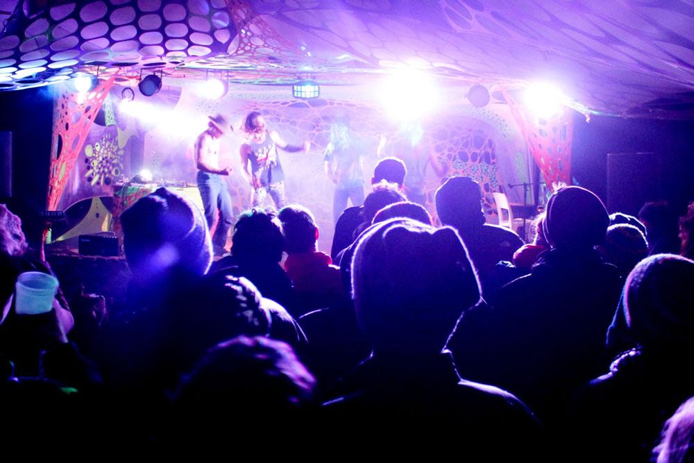Rockstock 2014 stage