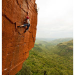 Mo Hopf on Lotters Desire, waterval boven