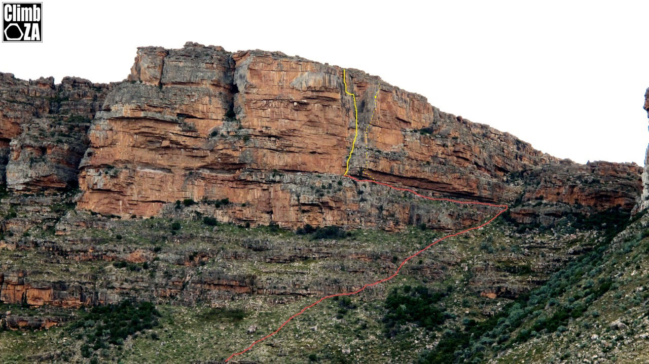 Hope Buttress, Cederberg