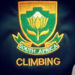 Protea Climbing logo emblem