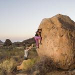 Namibia Bouldering