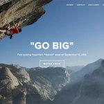 Alex Honnold climbing Heaven, Yosemite
