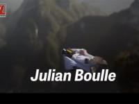 Julian Boulle wingsuit