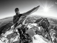 Tetons Alpine Climbing
