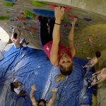 Rumble climbing competition 2014