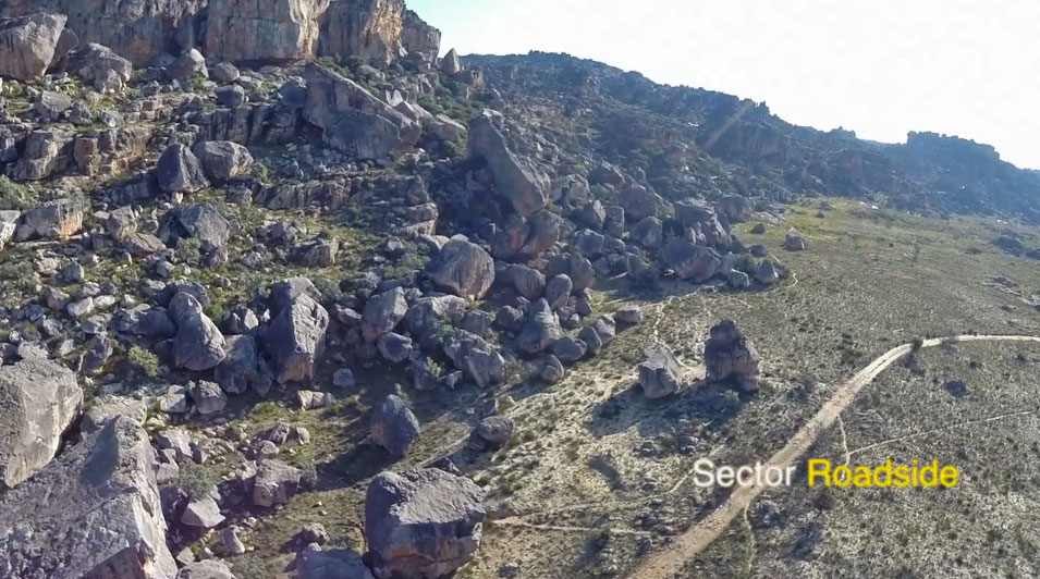 Rocklands Bouldering