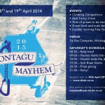 Montagu Mayhem Rock Rally