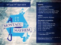 Montagu Mayhem Rock Rally