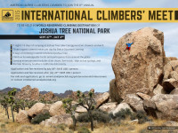 American Alpine Club invite International Climbers Meet 2015