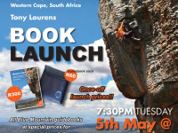 Western Cape Rock book launch