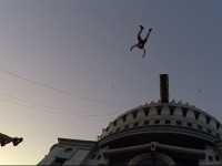 Dubai BASE Jumping