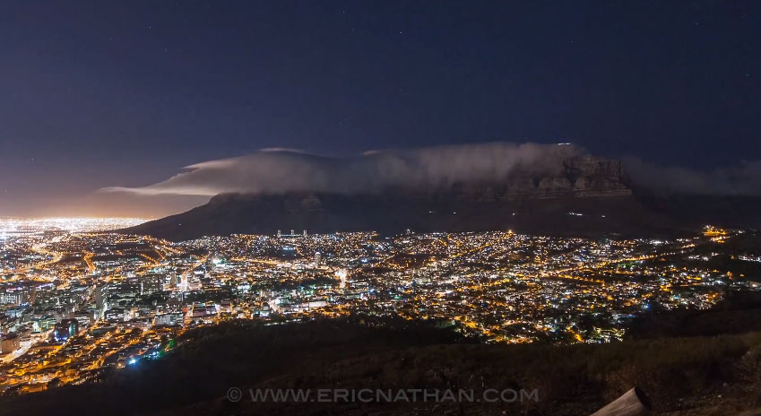 Loadshedding Cape Town: Time Lapse Of Cape Town Load Shedding