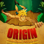 Origin Mountain Festival 2015