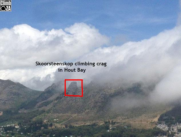Hout Bay Mountain Muggin