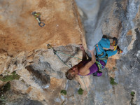 Angy Eiter new crag greece