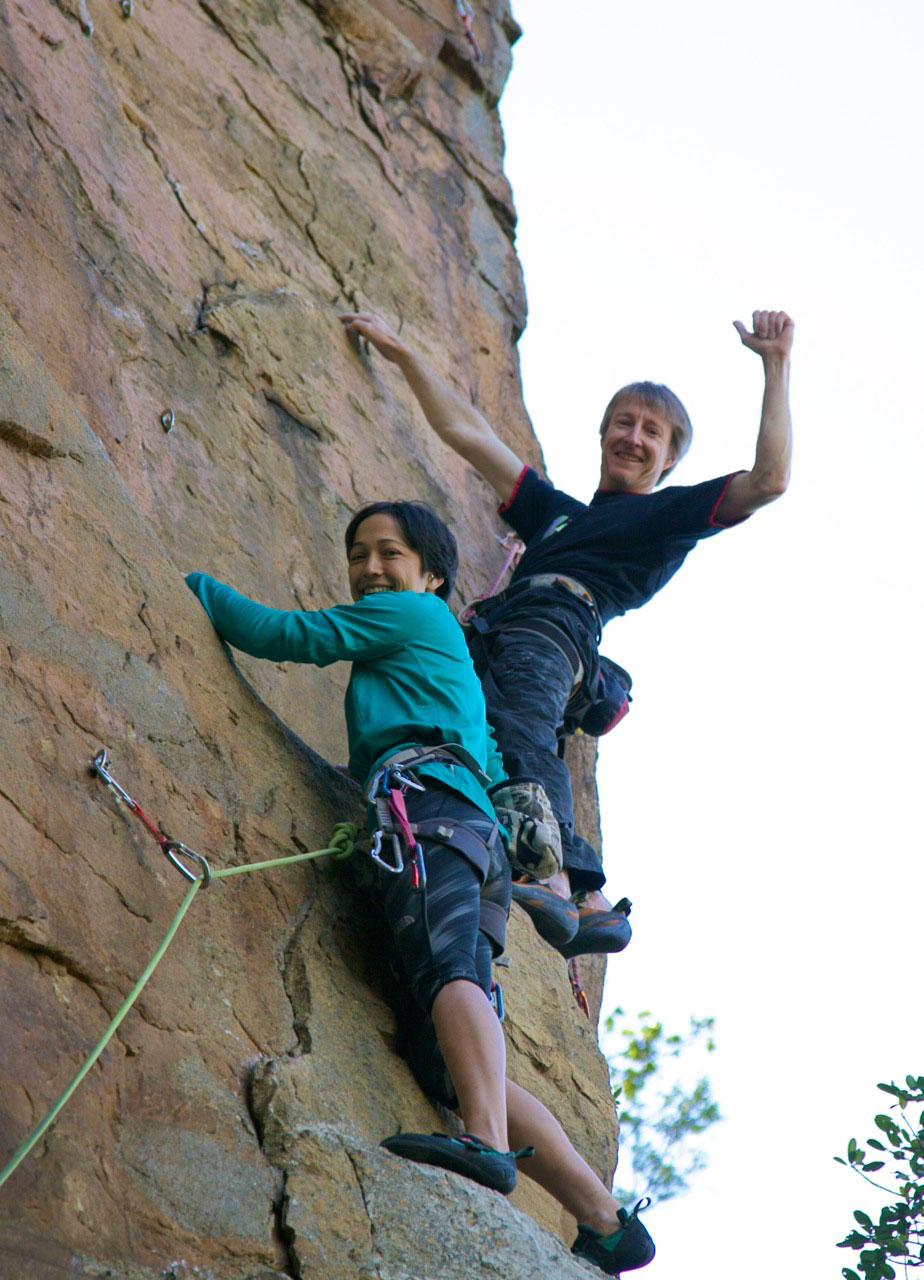 the experience of rock climbing shared Experience both rock climbing and abseiling in one session # outdoorguideph rock climbing tour is appropriate for all ages and experience levels our certified and experienced climbing instructors help you safely reach the top and return to the ground.