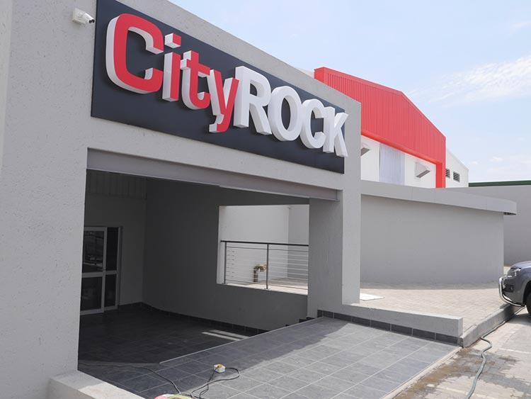 Cityrock Johannesburg