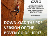 Waterval Boven Guide 2015