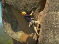Trad Climbing competition