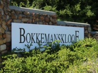 Bokkemans Kloof