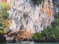 Koh Yao Noi climbing wall