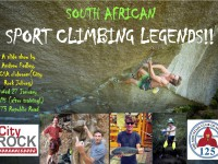 south Africa climbing legends