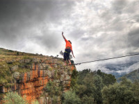 Waterval Boven Highline