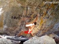 Topside bouldering
