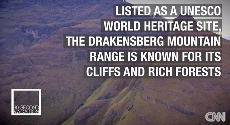 Drakensberg CNN