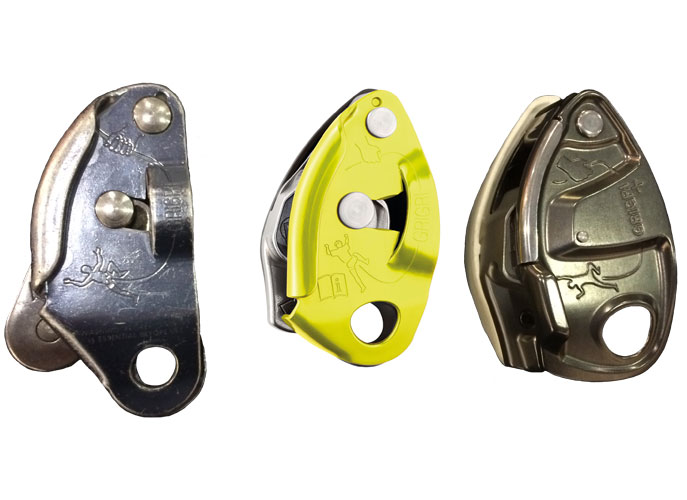 Petzl Grigri + Old to New