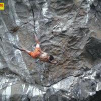 Adam Ondra Flatanger Cave 9c