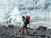 Reinhold Messner without oxygen Everest